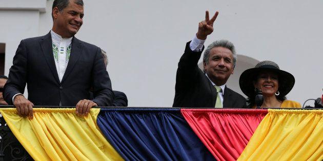 Ecuador: Lenin Moreno gana las presidenciales y Lasso impugnará los