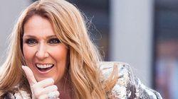 La reacción de Céline Dion a la pedida de mano de una