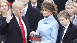 Donald Trump com a