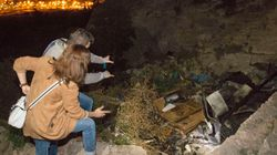 Mueren tres jóvenes en un incendio en una casa cueva en Almería y detienen a otros