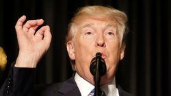 Trump vuelve a atacar a la justicia para defender su veto