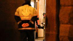 El principal sospechoso del atentado en el metro de San Petersburgo es un ciudadano de