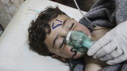 Al menos 86 muertos, entre ellos 20 niños, en un supuesto bombardeo químico en el norte de