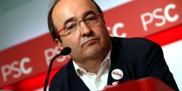 Varios alcaldes socialistas piden al PSC que rechace el
