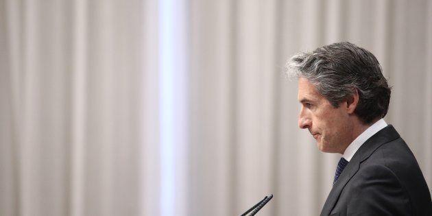 El ministro de Fomento, Íñigo de la Serna, presenta los Presupuestos Generales