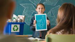 10 cosas que los niños nos pueden enseñar sobre reciclaje y