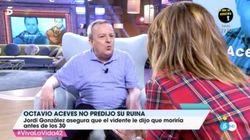 La tremenda bronca entre Toñi Moreno y Octavio Aceves en 'Viva la