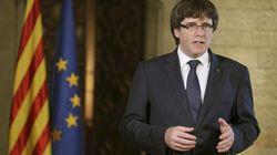 Puigdemont dice que no acepta el