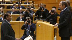 El diálogo de besugos en la toma de posesión de un senador de ERC de origen
