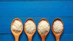 Cómo cocinar bien el arroz para reducir su