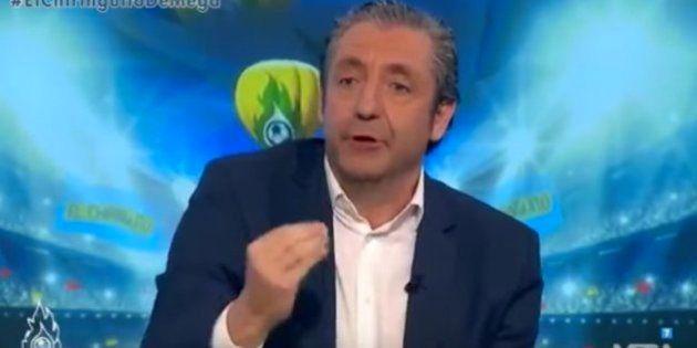 Críticas a Josep Pedrerol por este tuit tras el