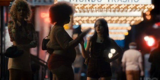 Fotograma de la serie de HBO 'The Douce'