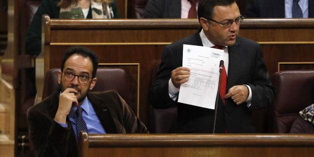 Tensión en el PSOE:
