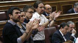 Iglesias asegura que la imagen de Espinar pidiendo Coca-Cola es