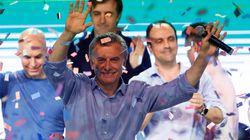 Aplastante victoria de Macri en