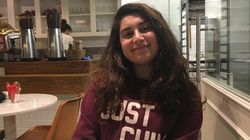 Meera Zaror, la refugiada siria con la mejor nota de catalán de su