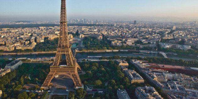 Un cristal a prueba de balas rodeará la Torre Eiffel ante posibles