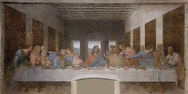 ¿Cómo sería la última cena de Jesucristo en un tres estrellas