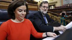 Rajoy garantiza que dará información continua al Congreso sobre la evolución del