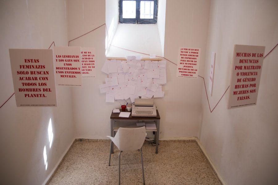 'La delgada línea de la memoria', Andrés