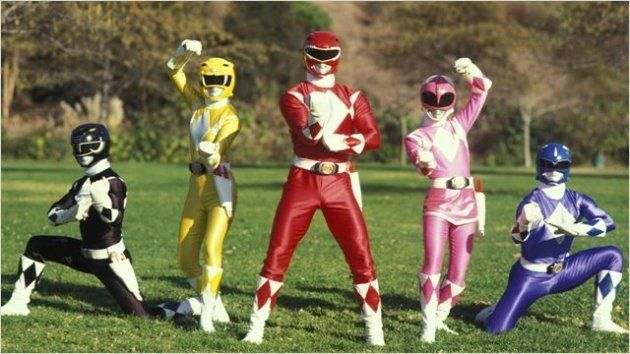 La serie 'Power Rangers' fue creada por Haim Saban y Shuki Levy en