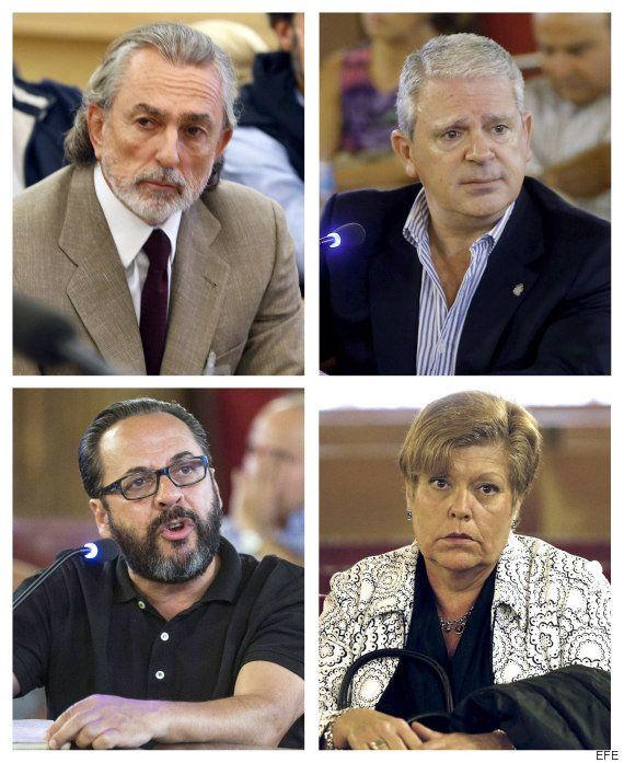 Primera condena de prisión para Correa y los cabecillas de la Gürtel en