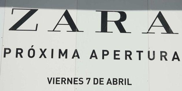 Inditex abre este viernes en Madrid el Zara más grande del