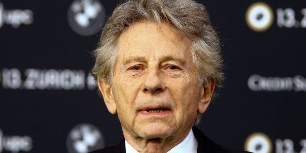 El director Roman Polanski en la presentación de su película 'Basada en hechos reales' en el Festival...