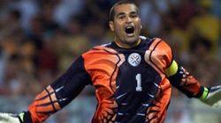 José Luis Chilavert, irreconocible 13 años después de colgar las