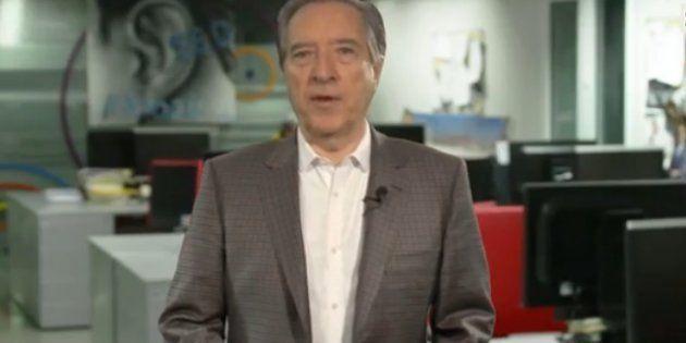 Gabilondo mete a Pedro Antonio Sánchez en el mismo saco que Gallárdon, Botella o Aznar: todos son
