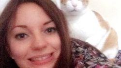 Una mujer encuentra a su gato desaparecido gracias a