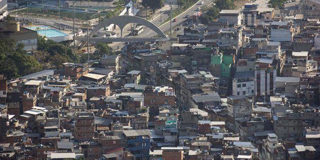 Una turista española muere por disparos de la policía en una favela de Río de