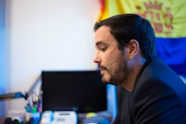 Alberto Garzón: