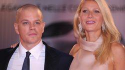 Matt Damon admite que sabía que Harvey Weinstein acosó sexualmente a Gwyneth