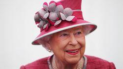 La reina Isabel II tiene un