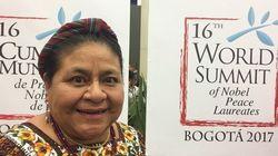 Rigoberta Menchú: