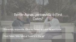 VOTA: Aznar y Bertín, ¿entrevista a o 'First