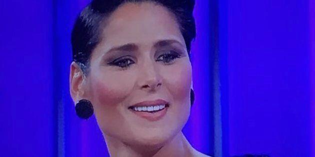 Rosa López, en la gala 0 de 'OT