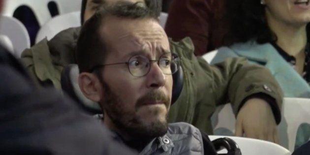 El discurso de un miembro de Podemos que dejó con esta cara a