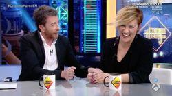 La celebrada broma de Cristina Pardo que desvela que es igual de alta que Pablo