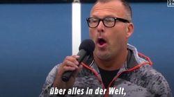 Suena el himno nazi en la Copa Federación de