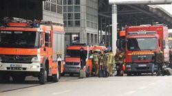 Evacúan el aeropuerto Hamburgo por el escape de una sustancia