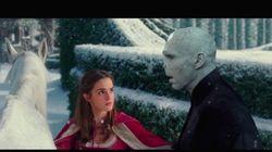 'La Bella y Voldemort', el vídeo que imagina una historia de amor entre