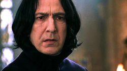 La teoría sobre Snape que los fans de 'Harry Potter' querrían que fuera