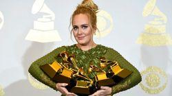 Adele y David Bowie hacen pleno en los