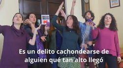 Concejales sevillanos se cachondean de Carrero en un viral en apoyo de