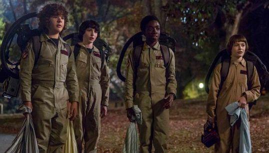 Primeras imágenes de la segunda temporada de 'Stranger