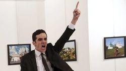 Una imagen del asesino de embajador ruso en Turquía gana el World Press Photo