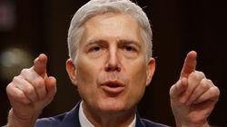 Los demócratas torpedean la nominación de Gorsuch para el Supremo y los republicanos cambian las normas para