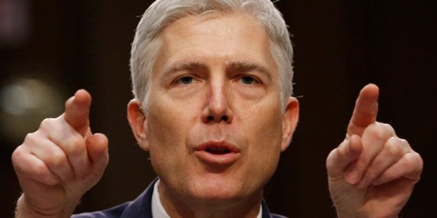 Los demócratas torpedean la nominación de Gorsuch para el Supremo y los republicanos cambian las normas...